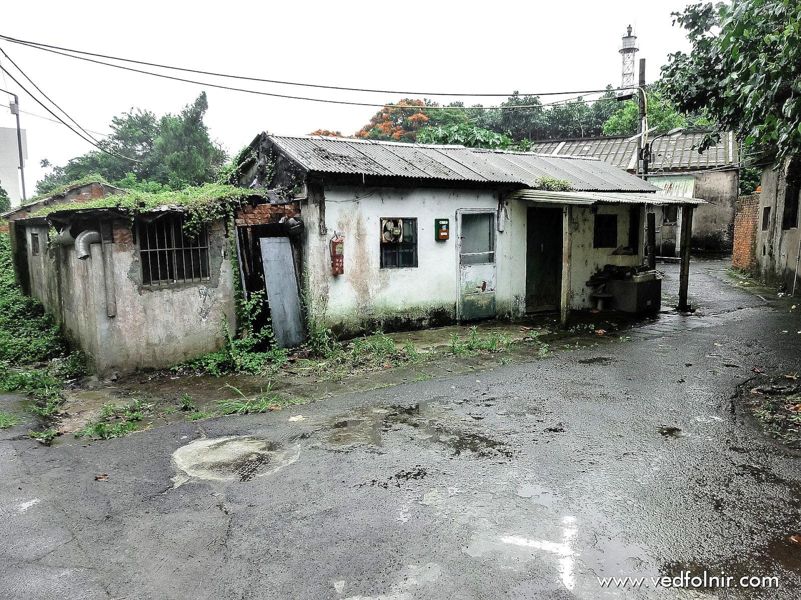 榮獲鬼城王空屋率第一名的淡水與淡海新市鎮 Tamsui Fishing Village LPhotography 1