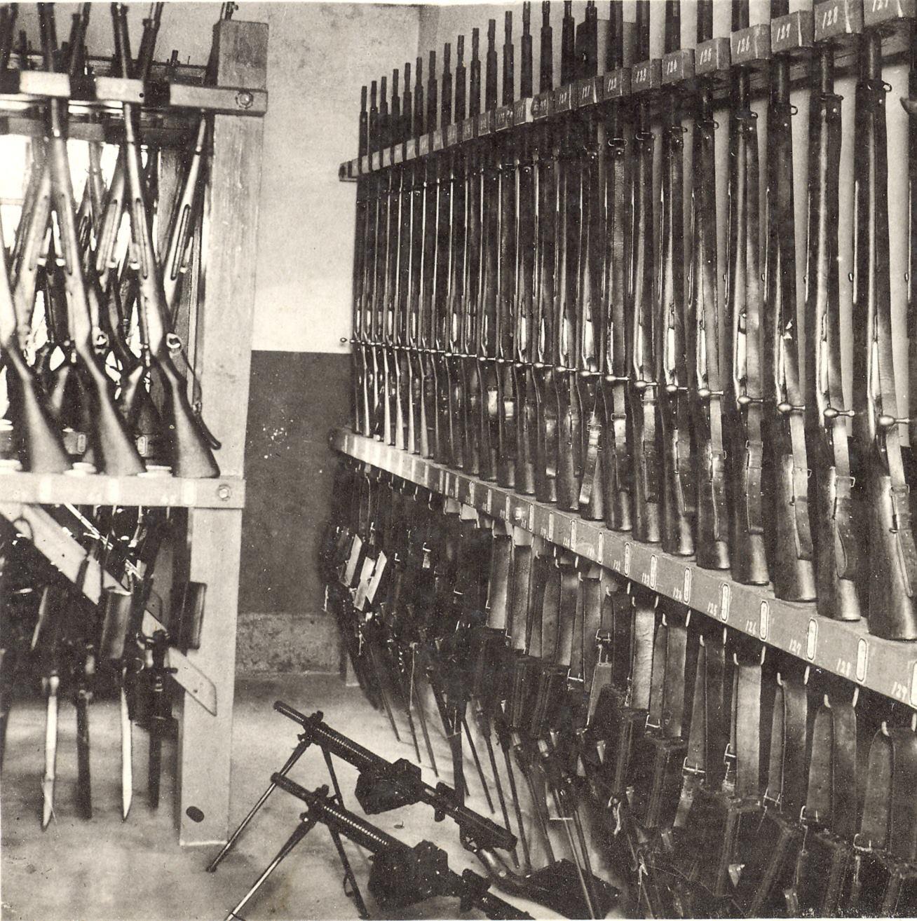 私立淡水中學(淡江高中)的228事件始末與真相 Tamsui weapon firearms in 228 Incident of Taiwan 02
