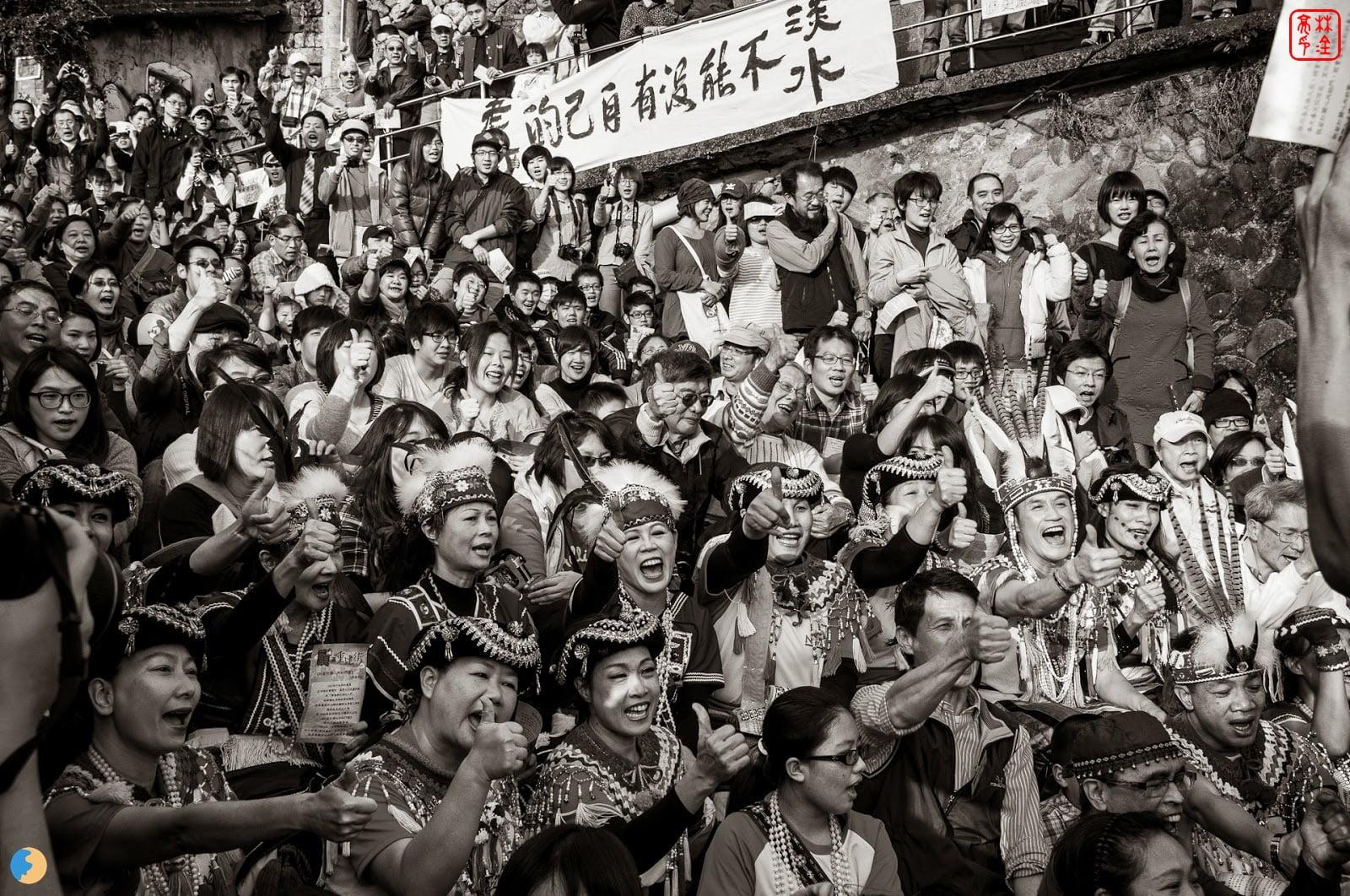 記錄淡水:讚滿重建街活動熱鬧完成 Tamsui Local resident protest activity 201312.jpg