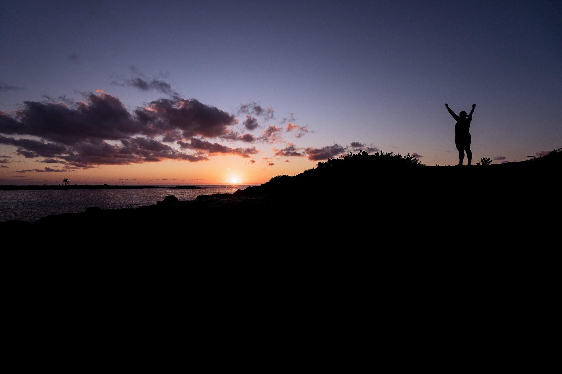 09~10月統一發票 1000+200 萬獎落淡水 light landscape sunset person winning mountain sea